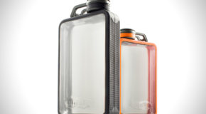 The GSI Outdoors Boulder Flask