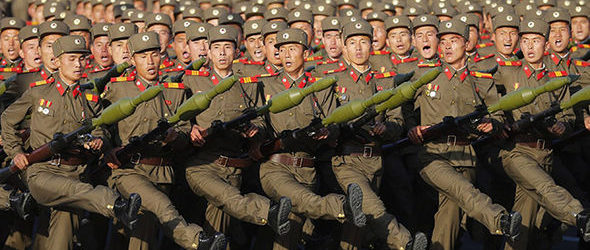 North Korea Makes Official Announcement About Looming Nuclear War