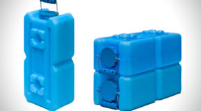 WaterBrick Stackable Water Containers