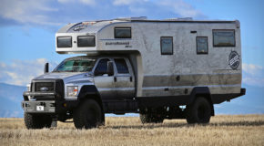 The EarthRoamer XV-HD Expedition Vehicle