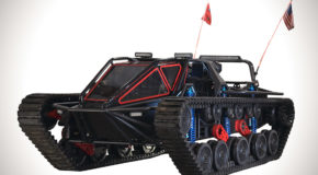 The Ripsaw EV3-F1 Super Tank