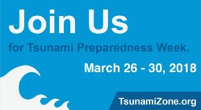 Tsunami Preparedness Week in California (Mar 26-30)