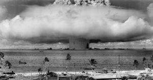 Atomic Bomb Beach Blast